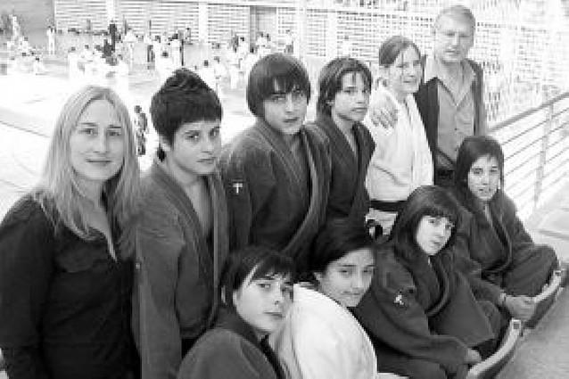 Cuatro judocas riberos estarán en el nacional