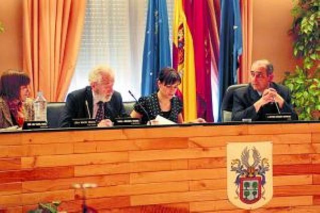 UPN y el PSN aprueban el nuevo organigrama municipal de Barañáin