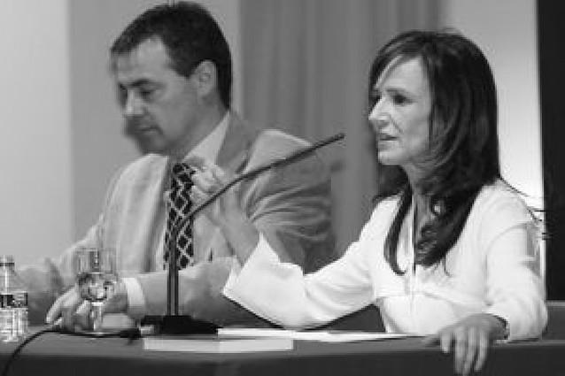"""Jiménez Becerril: """"No quiero una paz que no pueda explicar a mis sobrinos sin avergonzarme"""""""