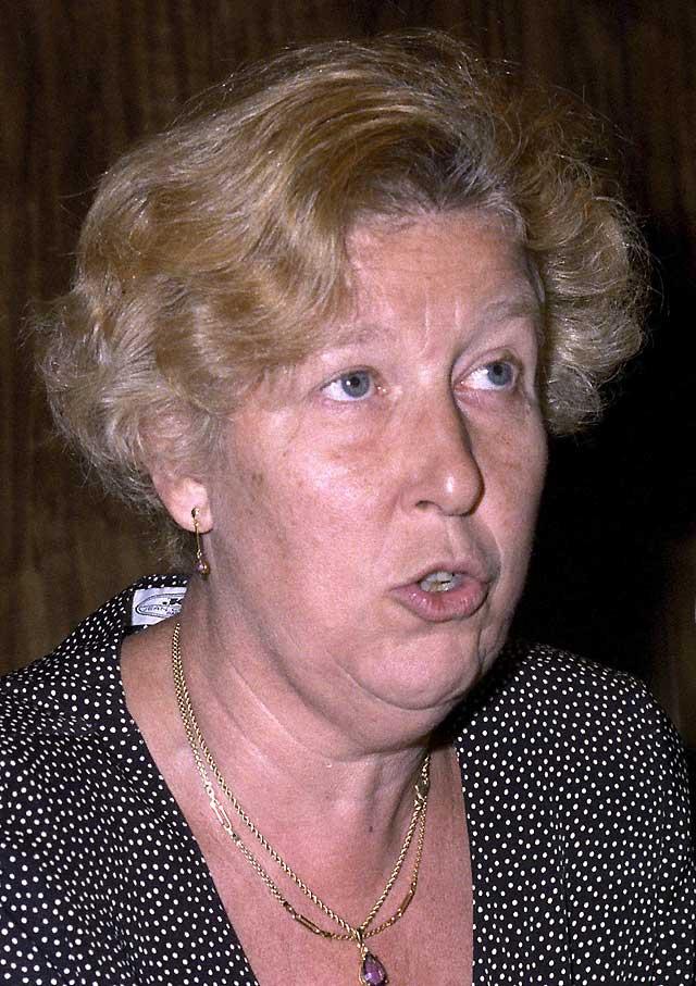 Fallece la ex presidenta de Renfe, Mercè Sala