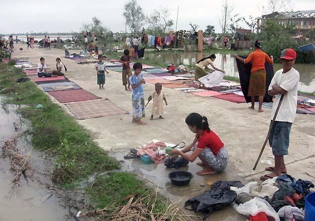 """La ONU prevé que la cifra de fallecidos en Myanmar aumente de forma """"muy significativa"""""""
