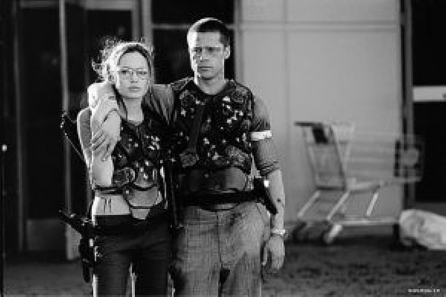 Angelina Jolie y Brad Pitt serán padres de dos niñas