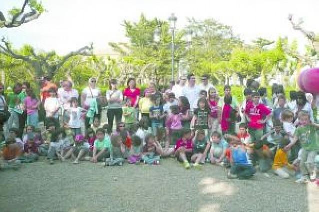 Casi 80 participantes en el concurso de pintura al aire libre