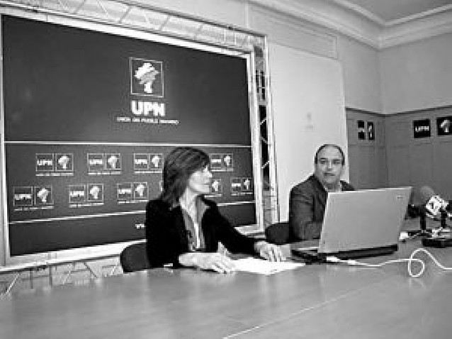 UPN propone implantar el modelo British en el valle de Aranguren