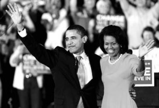 Obama acaricia la nominación de los demócratas