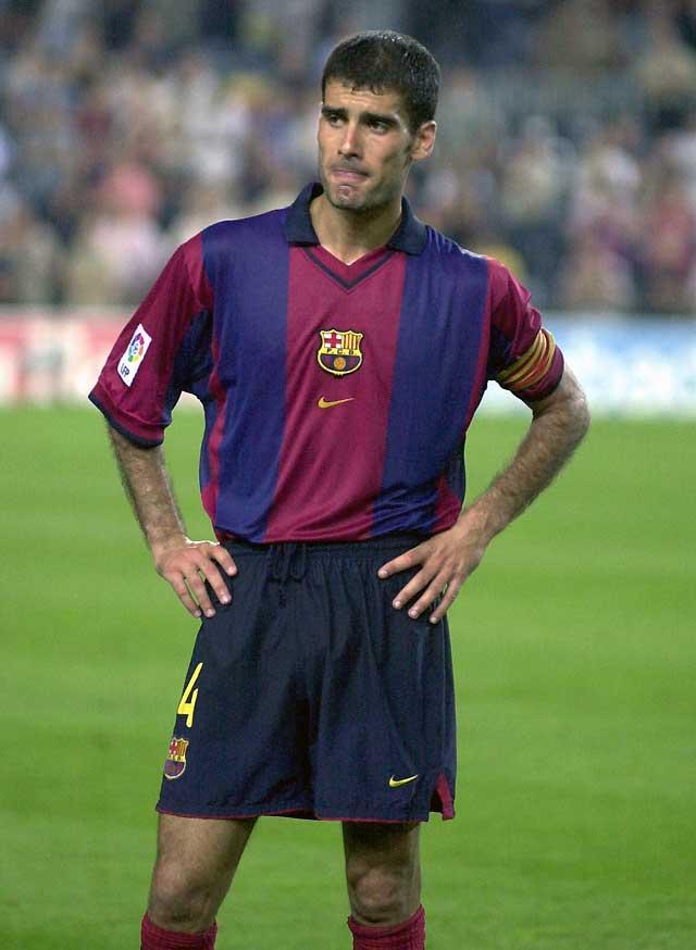 Laporta anuncia que Guardiola relevará a Rijkaard a finales de temporada