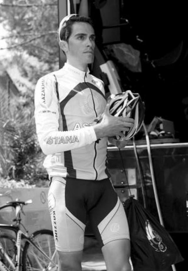 """Contador afirma que este próximo Giro """"es más duro que el Tour"""""""