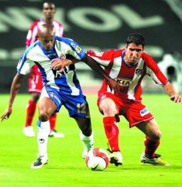 El Atlético se divierte