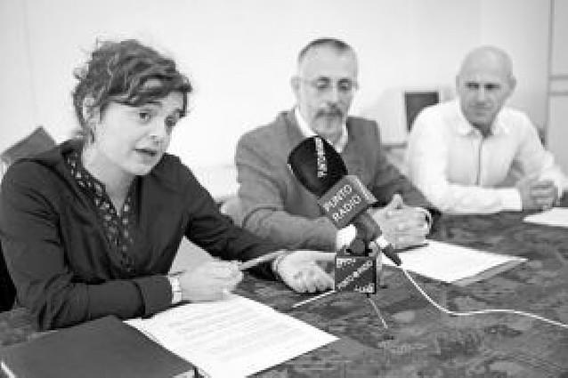 Presentación de la presidenta de la junta rectora de Lizarra Ikastola