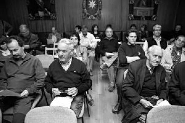 UPN de Estella, con el apoyo de PSN y CDN, cesa a ANV de su cargo