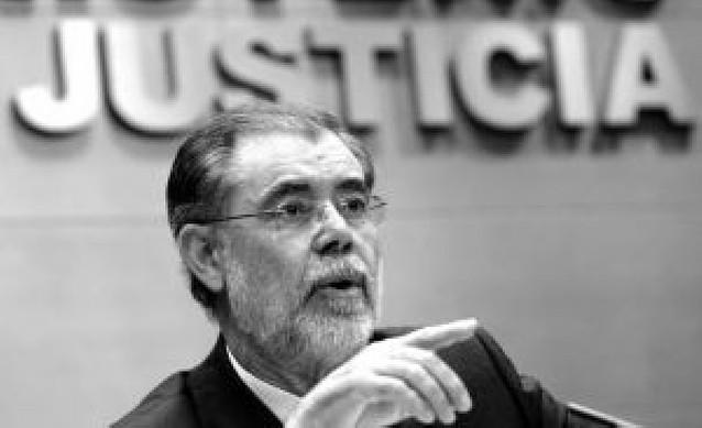 Bermejo niega que haya un colapso en la Justicia