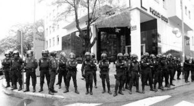 Detenidos por extorsión 31 policías de Coslada