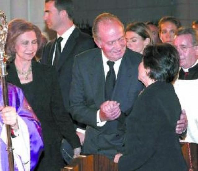 Funeral de Estado por Leopoldo Calvo Sotelo