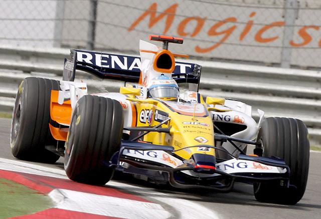 Alonso logra el sexto mejor tiempo en una jornada sin sobresaltos