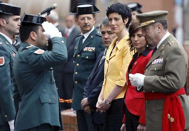 La Guardia Civil de Navarra celebra el 164 aniversario de su fundación