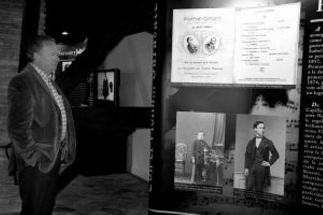 La vida de Pablo Sarasate, en la Ciudadela