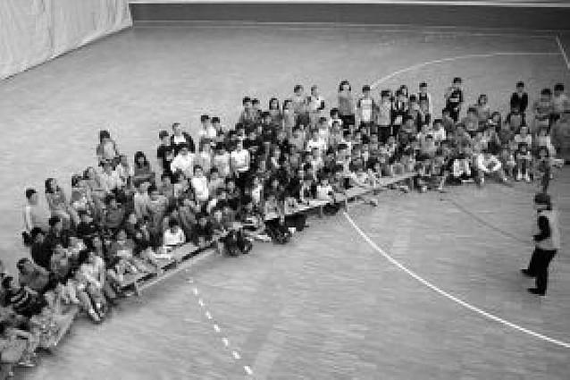 Los escolares cirboneros celebran la Fiesta del libro