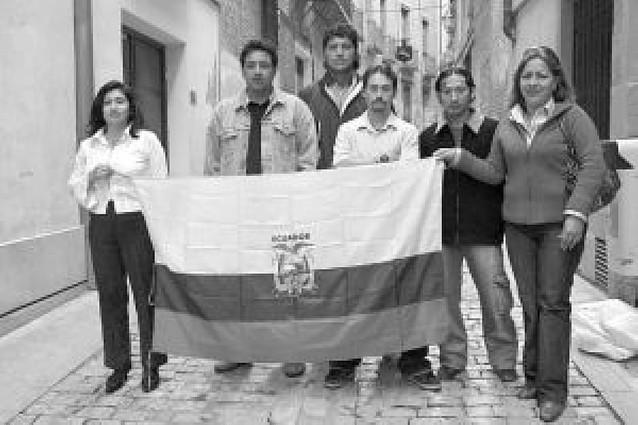 La entidad Mariscal Sucre nace con el apoyo de 50 ecuatorianos