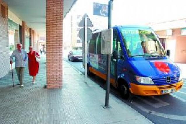 15.000 viajes más en el autobús urbano en 2007