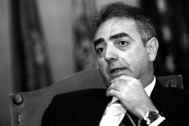 """Sanz: """"Ibarretxe no tiene legitimidad alguna para hablar sobre Navarra"""""""