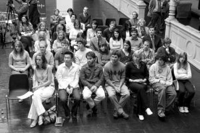 280 alumnos extranjeros estudian este año en Navarra con el programa Erasmus