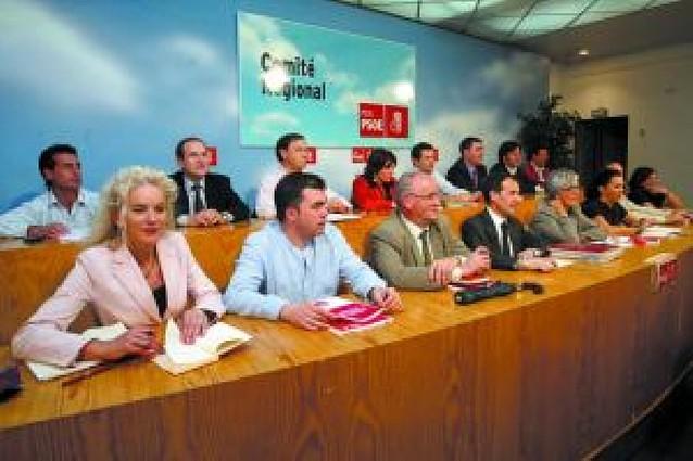 El PSN adelanta el congreso que elegirá su nuevo secretario general al 28 de junio