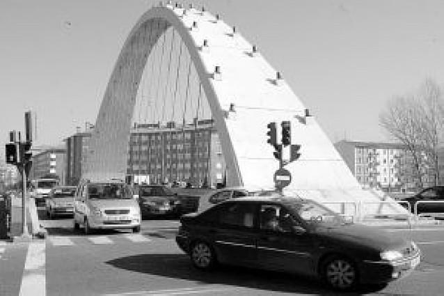 Un vial conectará en 2010 el barrio de Rochapea con la avenida de Navarra