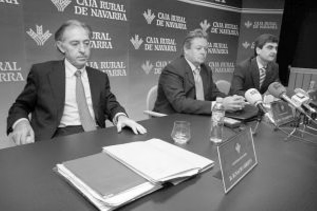 Caja Rural ganó 50 millones en 2007, un 26,2% más que un año antes