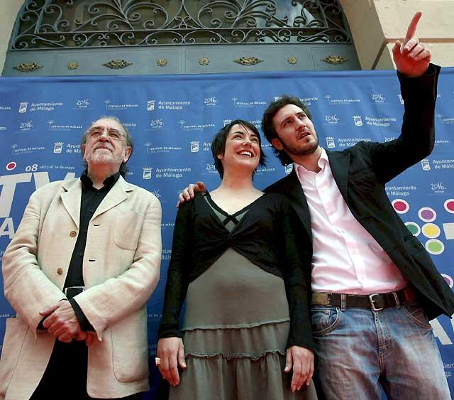 """""""Adrenalina"""" para clausurar el Festival Nacional de Cine y Ficción para Televisión TV-Málaga"""