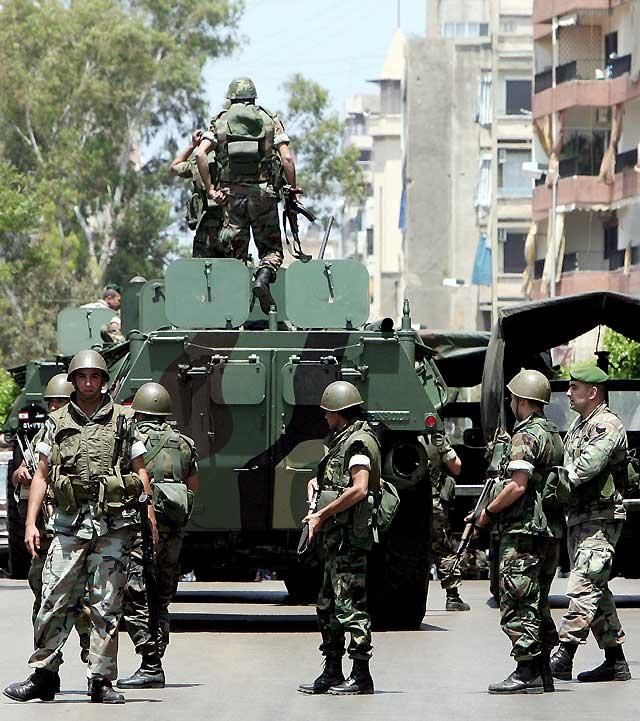 El Ejército libanés frena las medidas contra Hizbolá para investigarlas