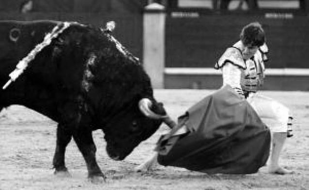 Corrida de más toros que toreros