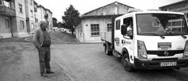 Los últimos del barrio de camineros de Estella