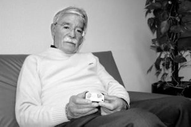Homenaje en Puerto Real al ex portero milagrés Rodolfo Escalada
