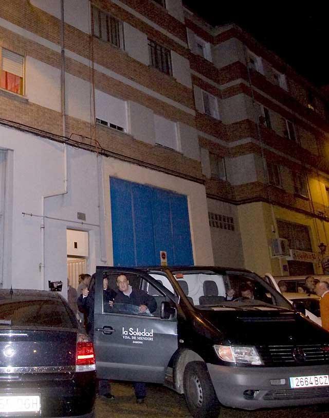 Muere una mujer en Zamora acuchillada presuntamente por su marido