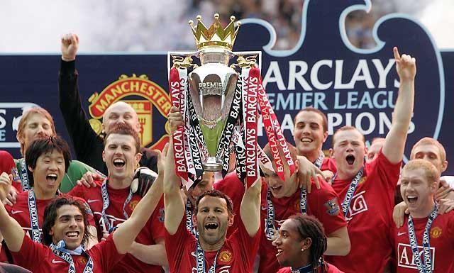El Manchester United logra su decimoséptima corona
