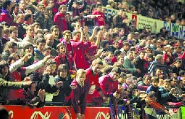 La grada aplaudió al Madrid