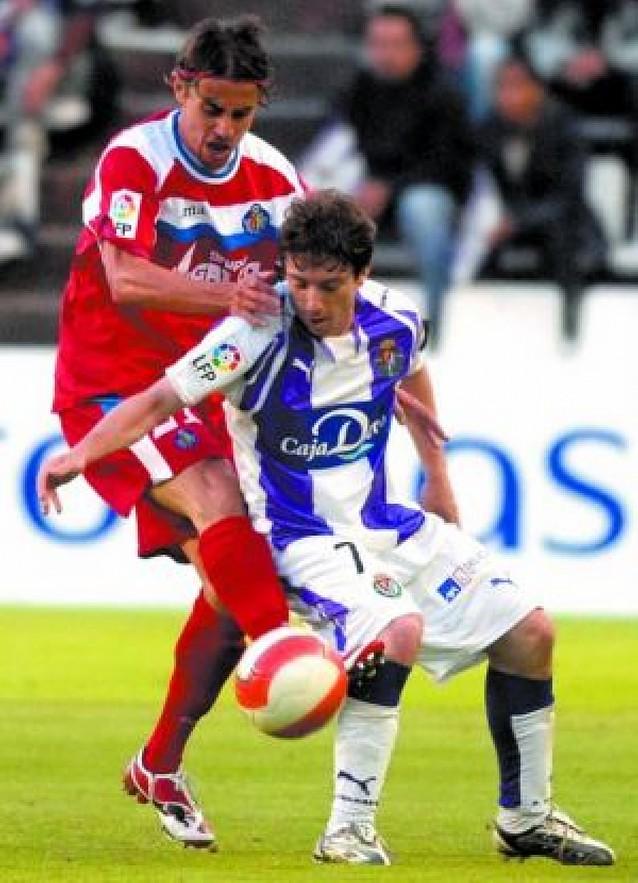 El Getafe se salva y el Valladolid se atasca