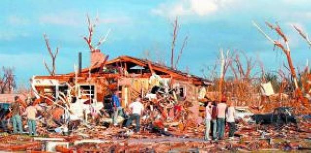 Al menos 21 muertos por tornados en Estados Unidos