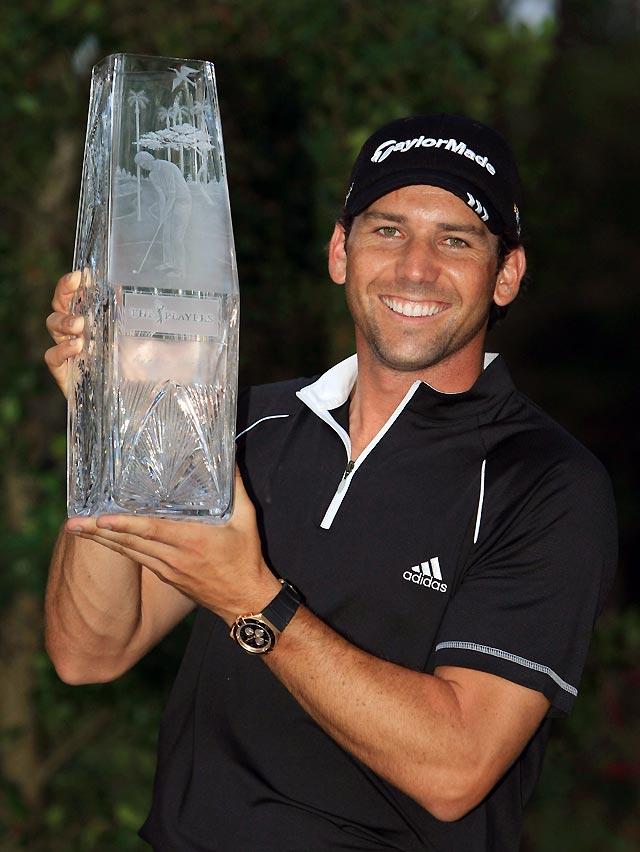Casi tres años después y 53 torneos, Sergio García vuelve a ganar en la PGA
