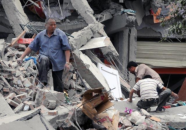 Ya son más de 8.500 los muertos por el terremoto en el suroeste de China