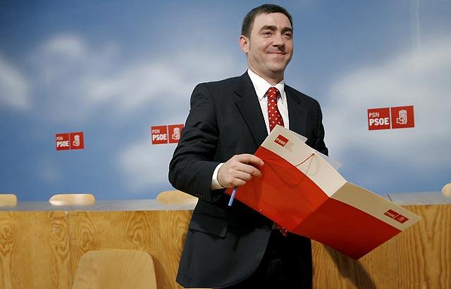Roberto Jiménez se presenta a la secretaría general del PSN buscando la cohesión