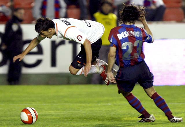 El Villarreal se mostró superior