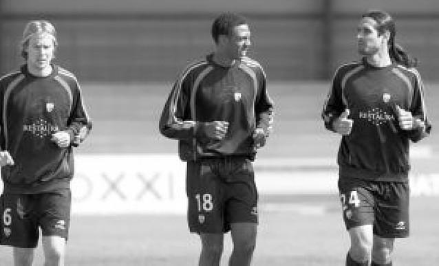 Nekounam y Dady, partido por África