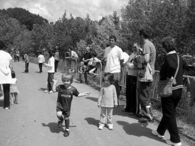 Los murchantinos celebran la tradicional fiesta de San Gregorio en su ermita