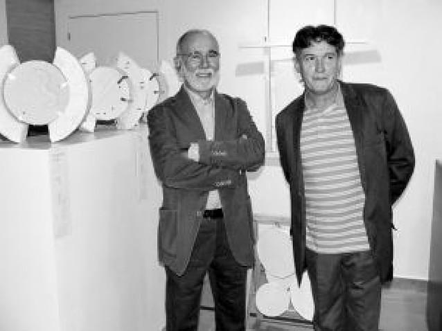 El museo expone 26 esculturas realizadas con papel ecológico