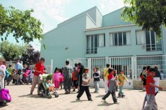 Los colegios de Tudela tendrán que crear aulas en espacios comunes para atender la demanda