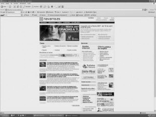 El Ejecutivo publica en Internet las 550 acciones a las que se compromete en la legislatura