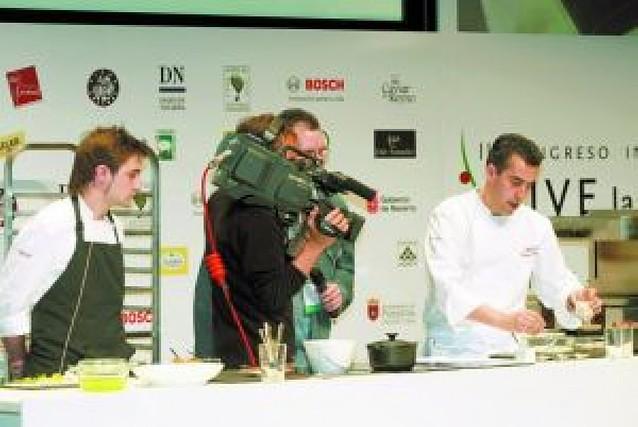La preocupación por el producto marca el comienzo del congreso de gastronomía