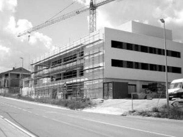 La residencia de Mendigorría estará lista para finales del próximo año