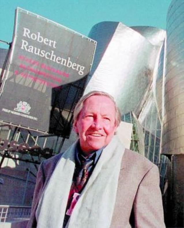 "Fallece Robert Rauschenberg, un pionero del arte ""pop"""